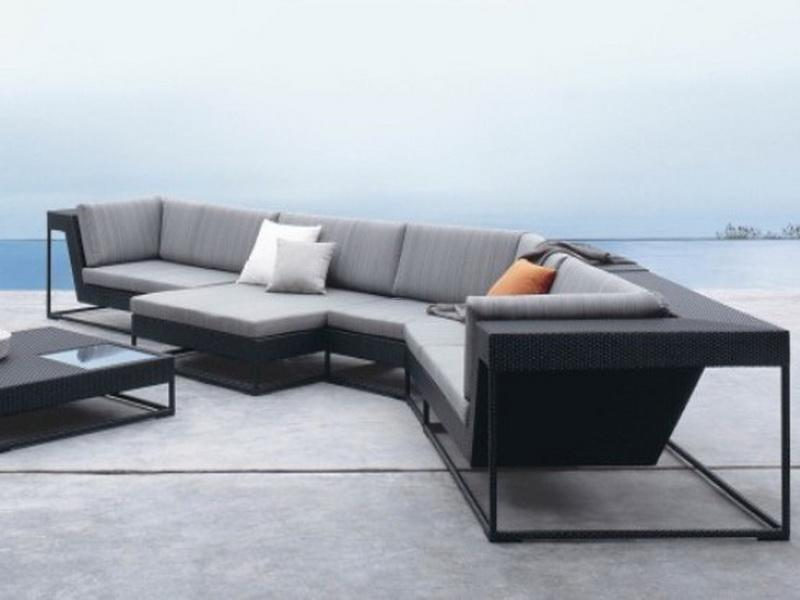 Modern Outdoor Furniture On Sale, Dedon Sofa Furniture For Outdoor Patio