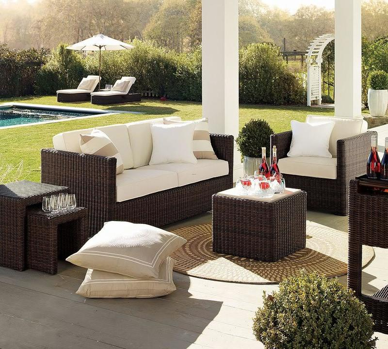 Modern Outdoor Furniture On Sale, Cool Mid Century Modern Patio Furniture — Decor Trends