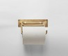 Brass Paper Holder Icon