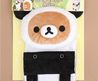 Rilakkuma Panda Plush Toilet Roll Holder From Japan, Bear & Panda Plushies, Plush Toys Shop Mode S4u