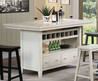 Eci Furniture Four Seasons Kitchen Island & Reviews