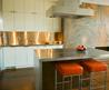 White Granite Kitchen Countertops