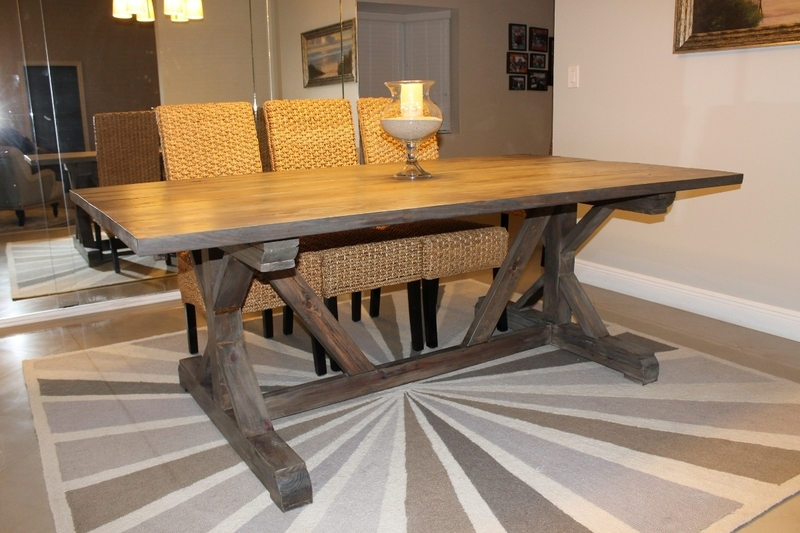 Farmhouse Table And Chairs, Rustic Farmhouse Table And Chairs — Farmhouse Ideas