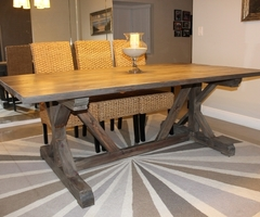 Rustic Farmhouse Table And Chairs — Farmhouse Ideas