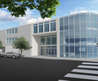 Office Building Design Waller Ave Ny, Fontan Architecture