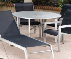Aluminum Pool Furniture