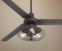 17 Best Ideas About Industrial Ceiling Fan On Pinterest