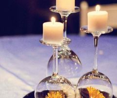 17 Best Ideas About Wedding Reception Tables On Pinterest