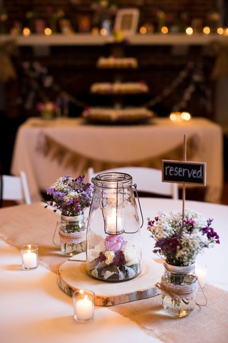 Wedding Reception Table Decorations, 17 Best Ideas About Wedding Reception Table Decorations On Pinterest