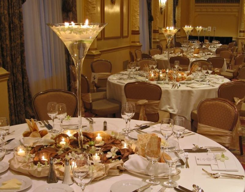 Wedding Reception Table Decorations, Awesome Ideas For Wedding Reception Table Decorations