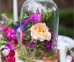 17 Best Ideas About Bridal Table Decorations On Pinterest