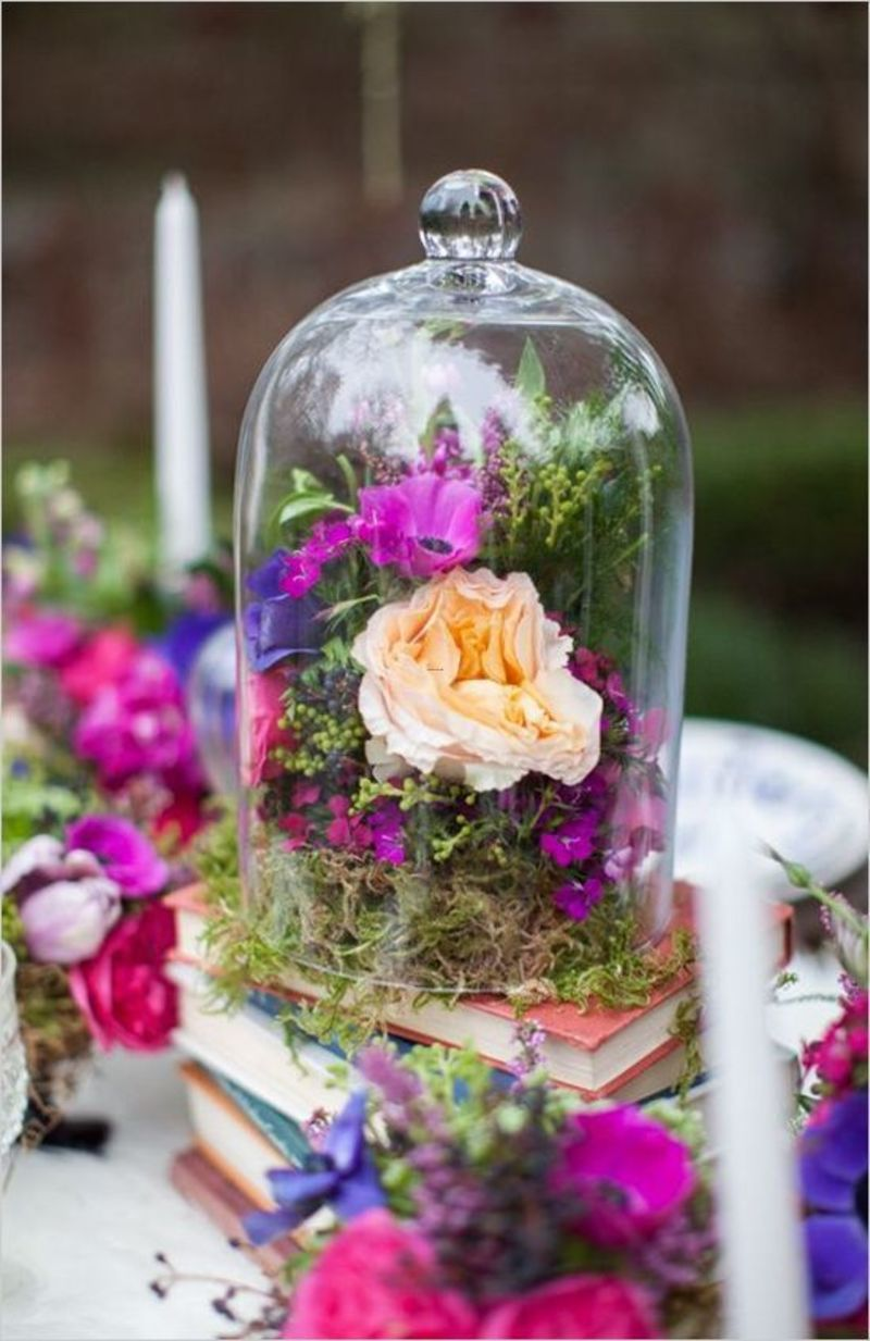 Wedding Reception Table Decorations, 17 Best Ideas About Bridal Table Decorations On Pinterest
