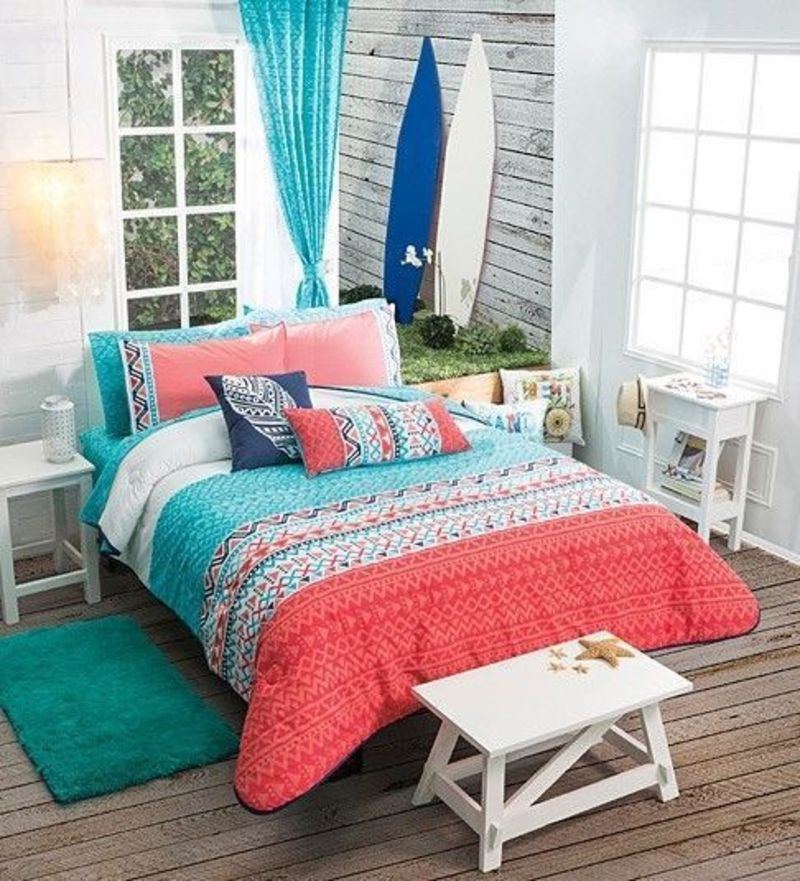 Teen Girl Comforter Sets, 17 Best Ideas About Tribal Bedding On Pinterest