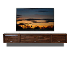 Wall Mount Tv Stand Eco Geo Entertainment Center Espresso