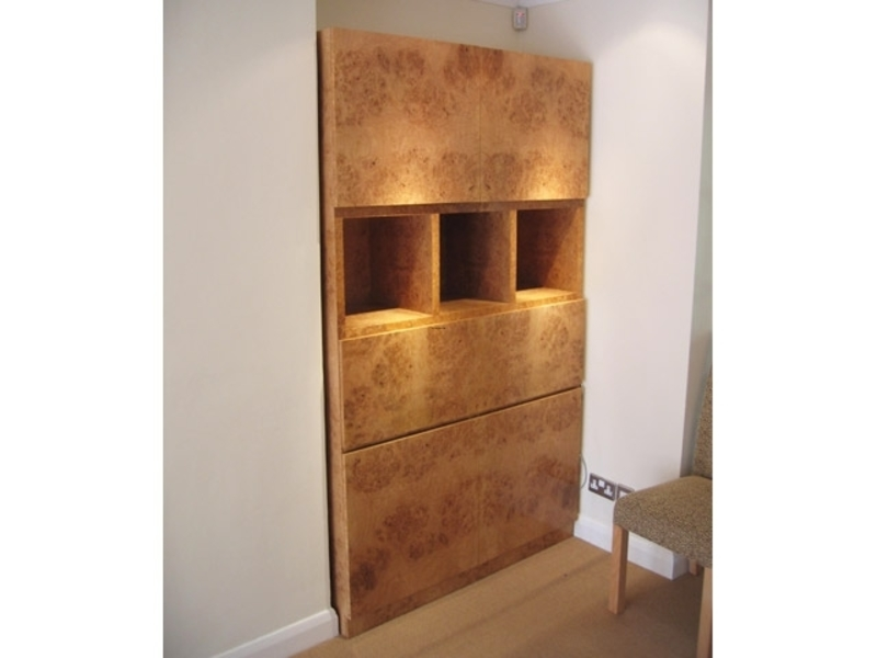 Wall Hung Tv Cabinets Uk, Bourne's Fine Furniture
