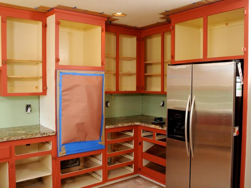 Painting Kitchen Cabinets, Diy Kitchen Cabinet Painting Tips & Ideas