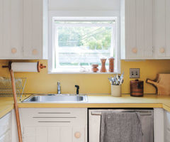 Painting Kitchen Cabinets Icon