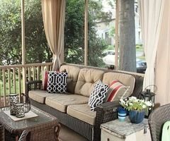 17 Best Ideas About Screened In Patio On Pinterest