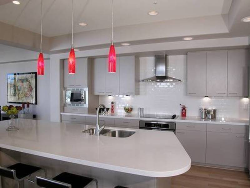 Pendent Lights For Kitchen Island, Kitchen Pendant Lights Decoration — Island Kitchen Idea