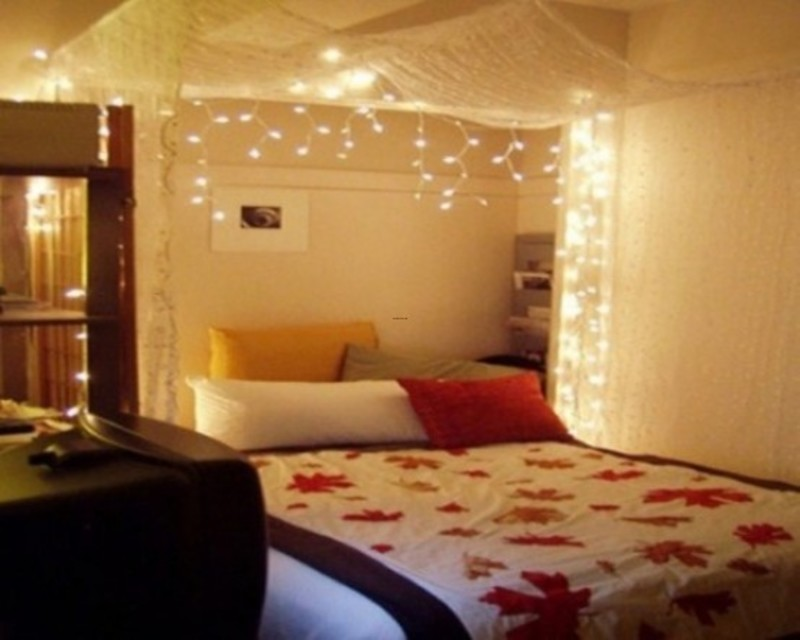 Romantic Bedroom Decorating Ideas, 48 Romantic Bedroom Lighting Ideas