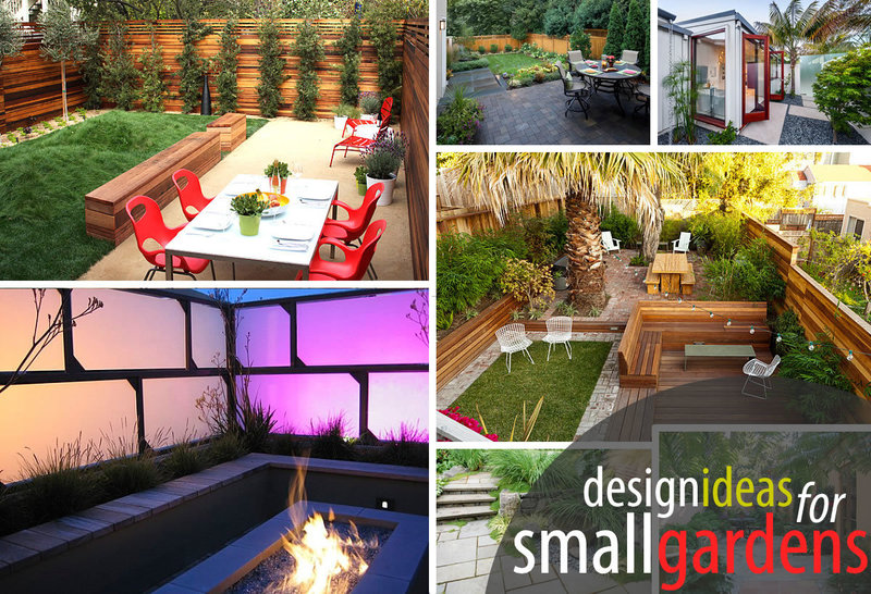 Tiny Yard Landscaping Ideas, The Art Of Landscaping A Small Yard