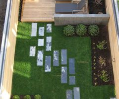 25+ Best Ideas About Small Yard Design On Pinterest