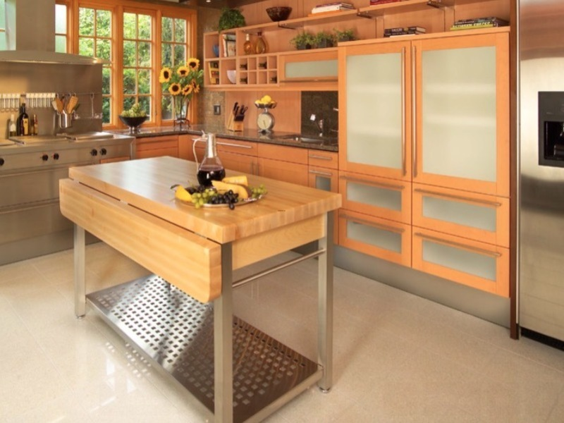 Small Kitchen Islands, Small Kitchen Island Ideas For Every Space And Budget