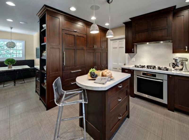 Small Kitchen Islands, 10 Small Kitchen Island Design Ideas