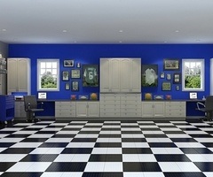Home Owner'S Guide To Garage Flooring Ideas And Options