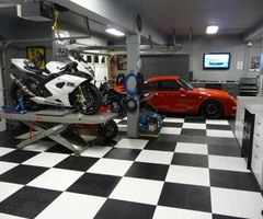 104 Best Images About Dream Garages On Pinterest