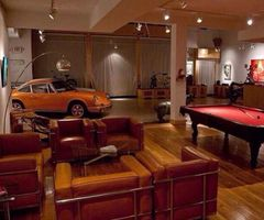 264 Best Images About Garage Interiors On Pinterest