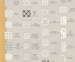 25+ Best Ideas About Tile Floor Patterns On Pinterest