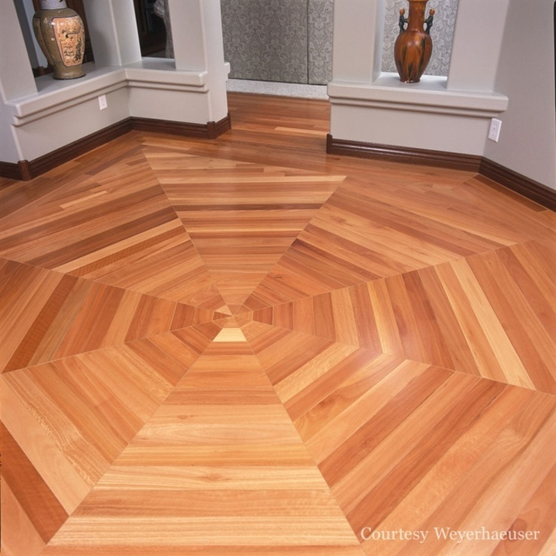 Making A Pattern On A Wooden Floor, 16 Best Images About Wood Floors On Pinterest