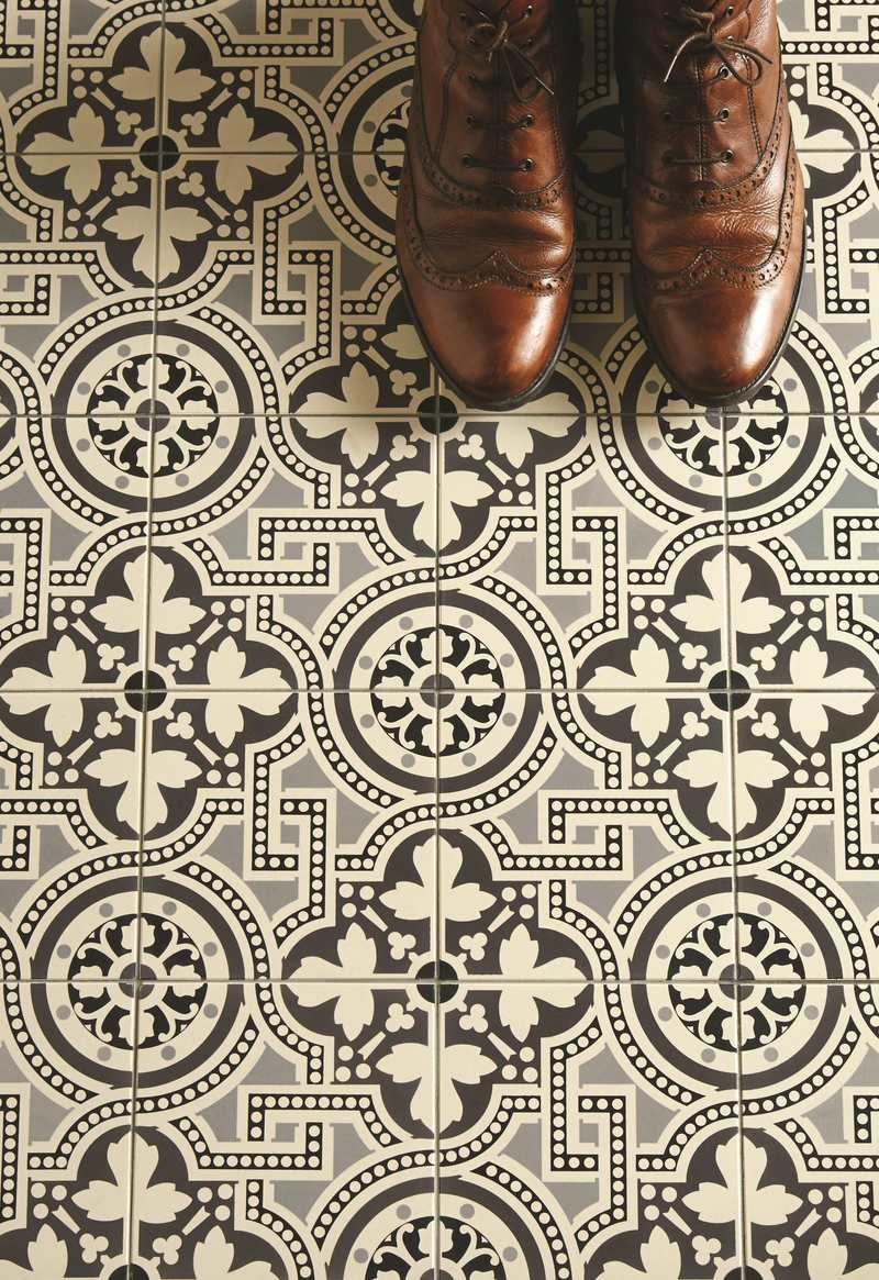 Making A Pattern On A Wooden Floor, Gallery