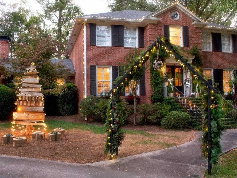 Ideas Outdoor Xmas Decorations, 19 Outdoor Christmas Decorating Ideas