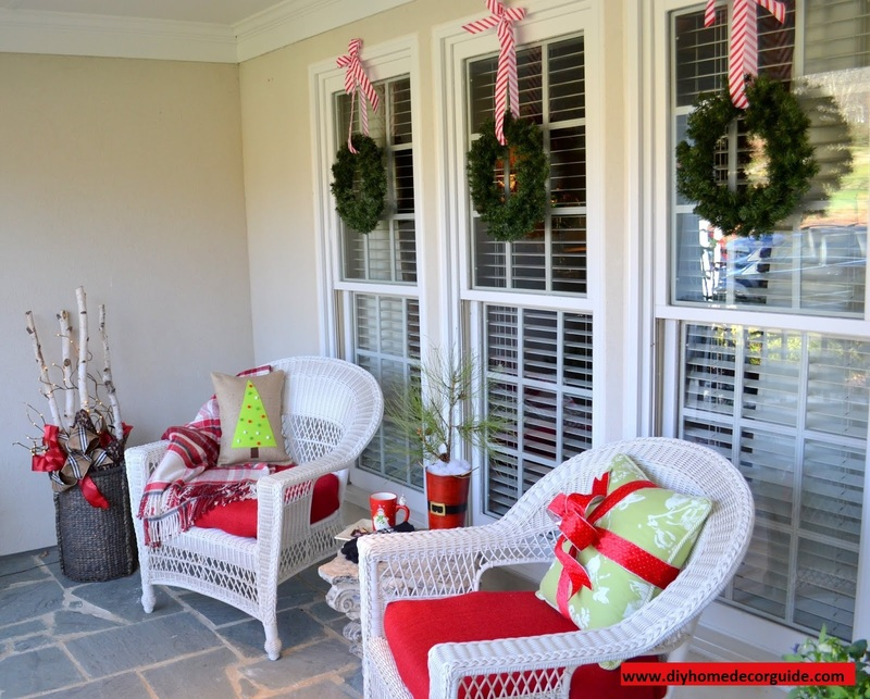Ideas Outdoor Xmas Decorations, 20 Diy Outdoor Christmas Decorations Ideas 2014