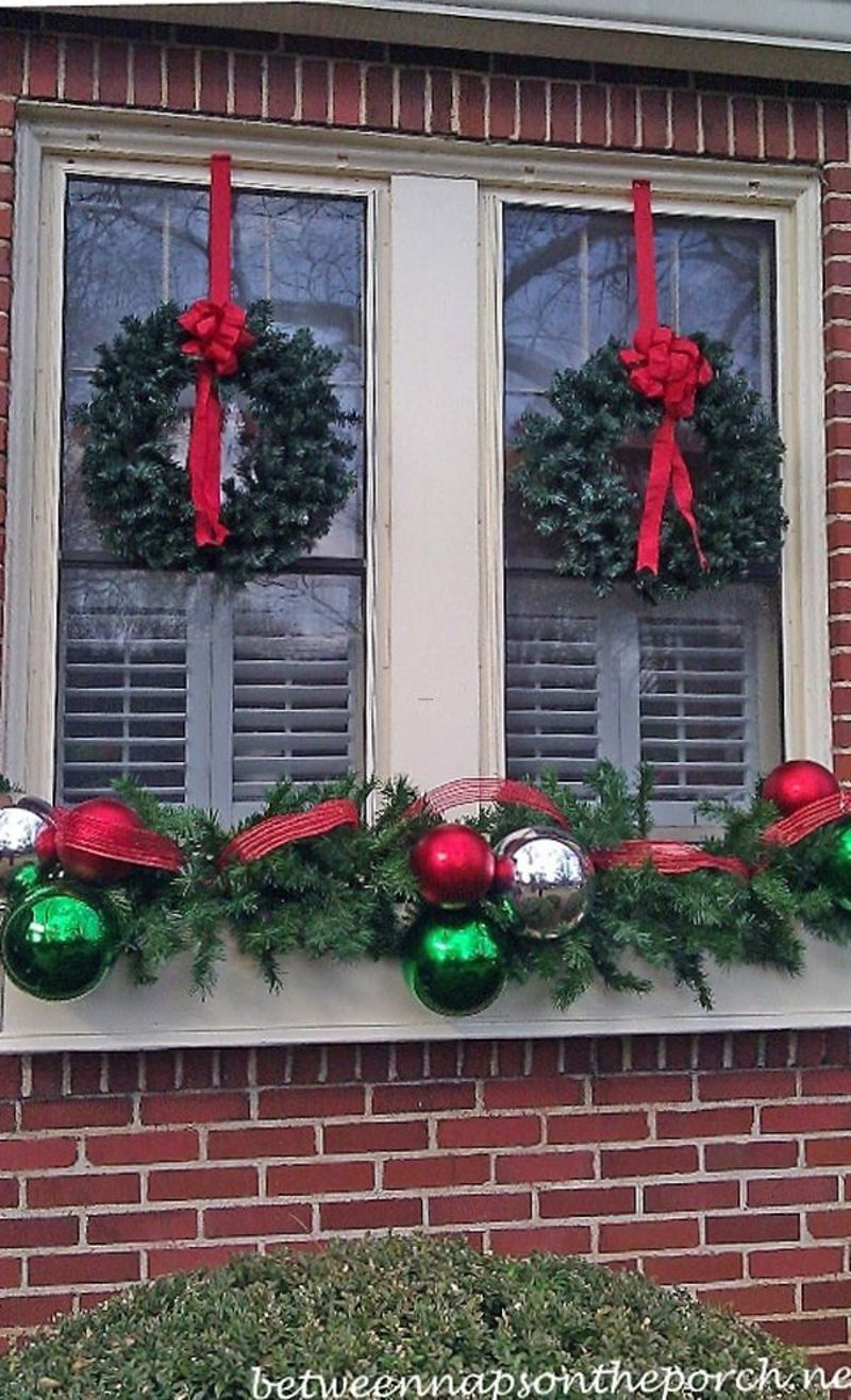 Ideas Outdoor Xmas Decorations, 142 Best Images About Outdoor Christmas Decorations On Pinterest
