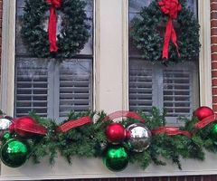 142 Best Images About Outdoor Christmas Decorations On Pinterest