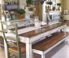 25+ Best Ideas About Rustic Farm Table On Pinterest