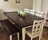 25+ Best Ideas About Painted Farmhouse Table On Pinterest