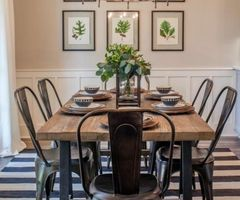 25+ Best Ideas About Farmhouse Table On Pinterest