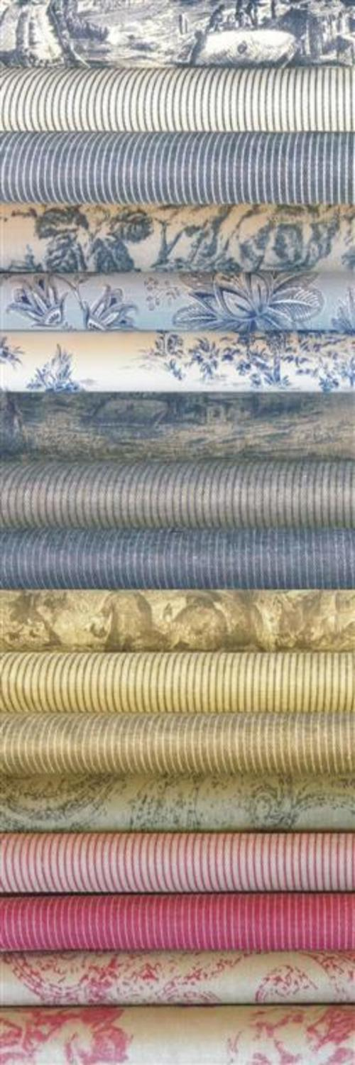 French Country Decorating Fabrics, French Country Textiles