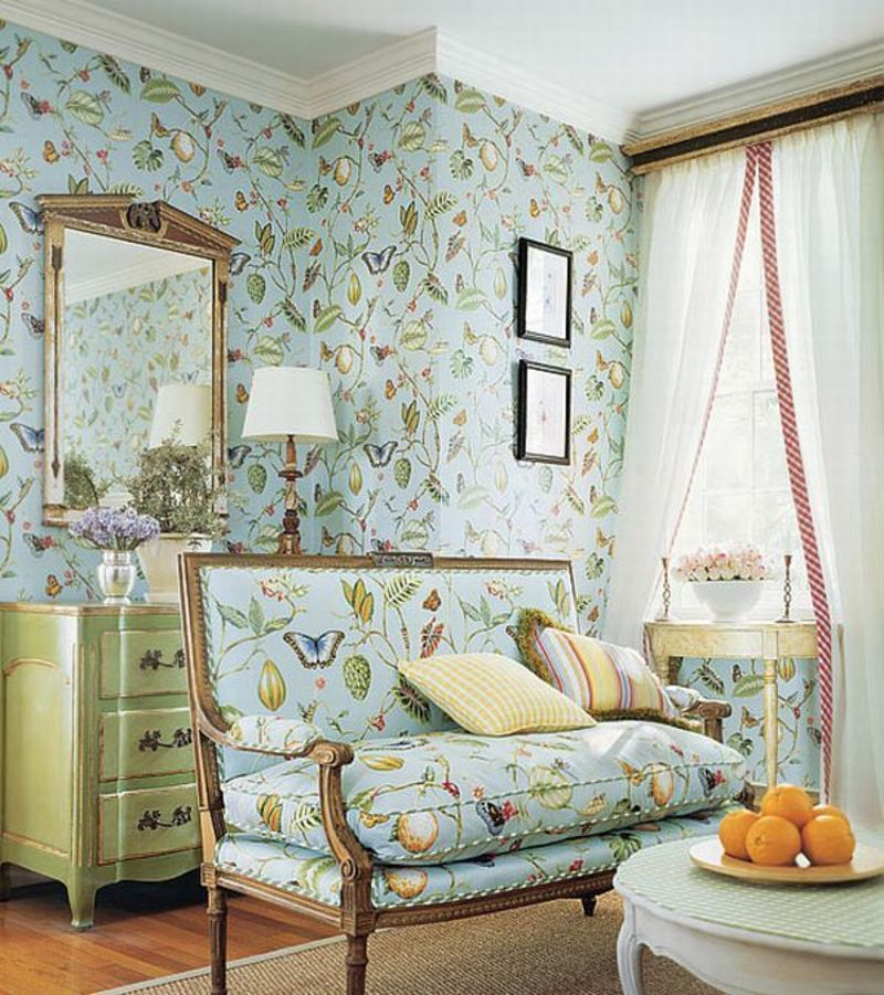 French Country Decorating Fabrics, 42 French Country Interior Design Pictures