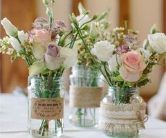 25+ Best Ideas About Table Decorations On Pinterest