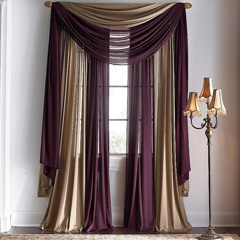 Living Room Curtains Ideas Pictures With Valances, 968 Best Images About Curtains On Pinterest