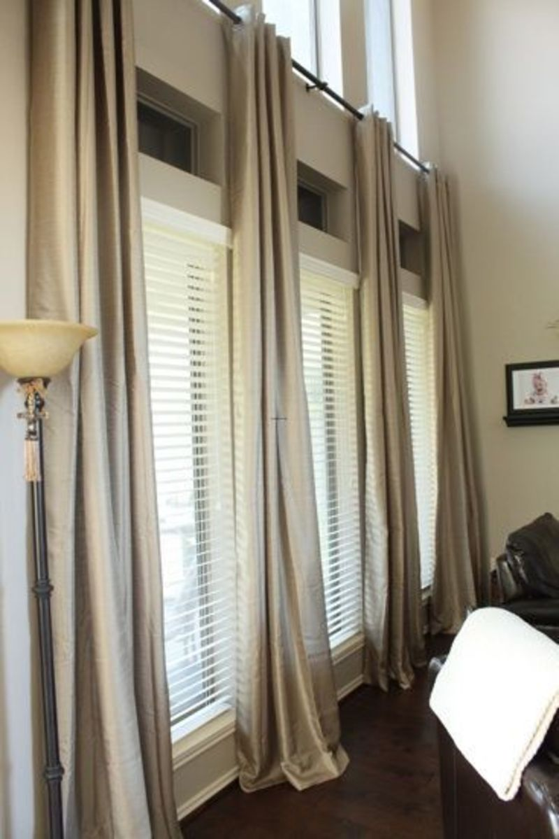 Living Room Window Curtains, 25+ Best Ideas About Living Room Window Treatments On Pinterest