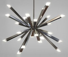 Modern Chandeliers To Light Up Your Home – Led Modern Chandelier To Worldwide