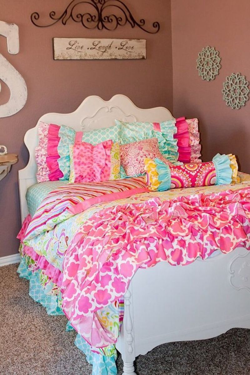 Bedding For Girls, 25+ Best Ideas About Girl Bedding On Pinterest
