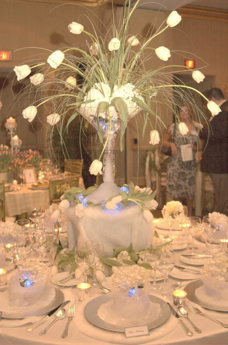 Centerpieces For Tables, Reception