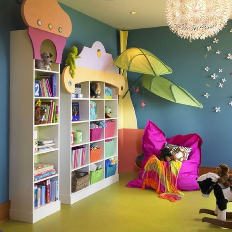 Playroom Decorating Ide, 74 Best Images About Stanza Dei Giochi Per Bambini